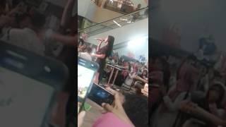 Prilly latuconsina ( itu Aku Dulu ) #Meet&GreetSemarang 26 february 2017