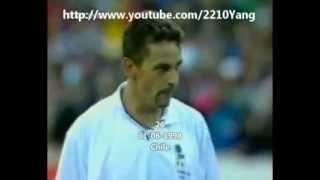 Roberto Baggios 27 Treffer für die italienische Nationalmannschaft