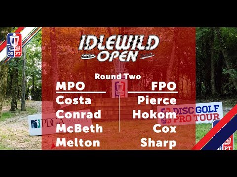 Round Two 2018 Idlewild Open - FPO & MPO Coverage