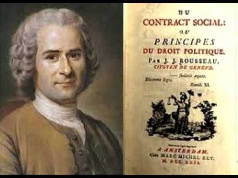 rousseau the origin of civil society thesis