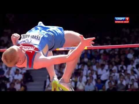 2.29 Daniil Tsyplakov HIGH JUMP WORLD CHAMIONSHIP Beijing 2015 qualification man