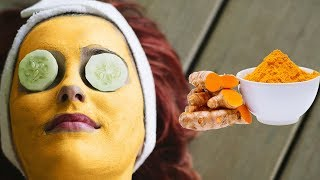 Skin Whitening Turmeric Face Pack For Instant Fair