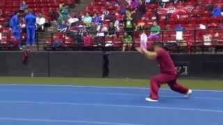 Video 2014 Collegiate Wushu - Other Barehand Jesse Lou MP3, 3GP, MP4, WEBM, AVI, FLV Juni 2018