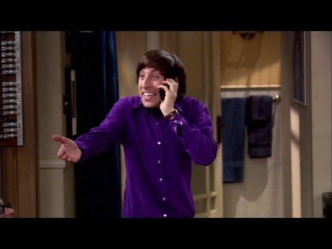 The Big Bang Theory - Howard`s Indian accent