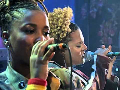 Floetry - Say Yes [Live From New Orleans]