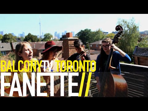 balconytv - FANETTE performs the song