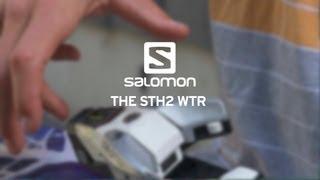 Salomon STH2 Ski Bindings 2014