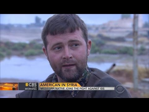 Mississippi native volunteers to fight alongside Kurds against ISIS