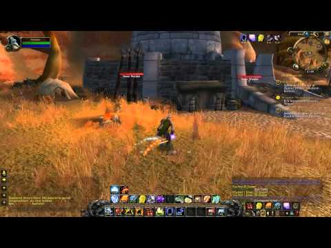 WoW Cataclysm Guide - Southern Barrens Levelling part 1