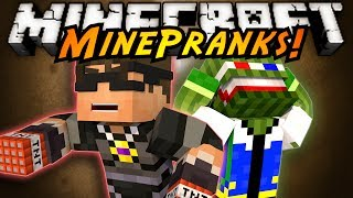 IN THIS STARTING EPISODE OF THE SERIES MINEPRANKS WE TEAM UP WITH THE CREATORS OF XRUN TO PRANK BASHURVERSE! Bashur's Channel ...