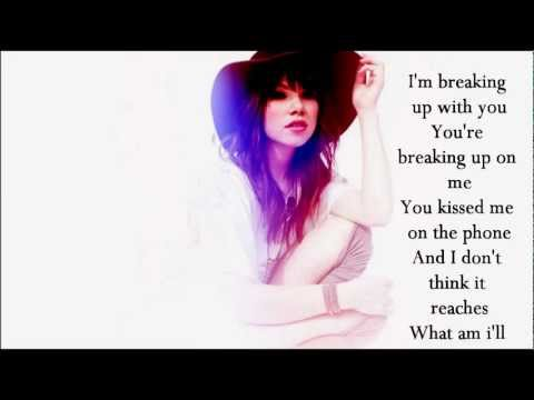 Carly Rae Jepsen - Turn Me Up (Official / Lyrics)