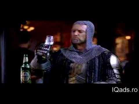 Holsten beer commercial