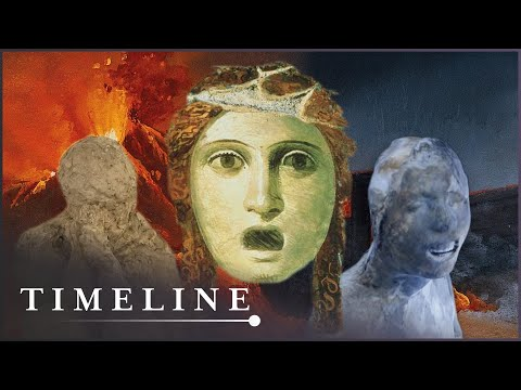 The Day Vesuvius Erupted | Lost World Of Pompeii | Timeline
