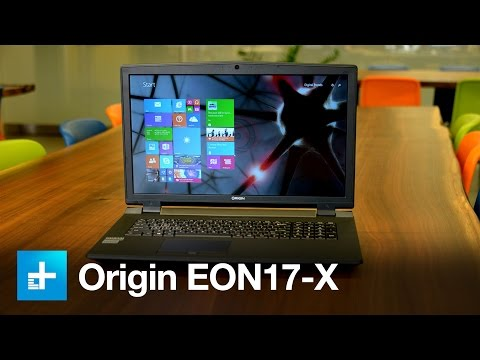 Origin EON-17 X review