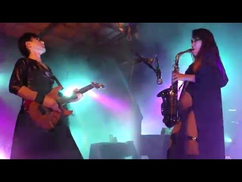 Sigh - The Knell LIVE at Metal Magic VIII (2015) online metal music video by SIGH