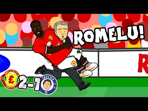 🎵ROMELU!🎵 Man Utd Vs Chelsea 2-1 (Parody Goals Highlights 2018 Song)