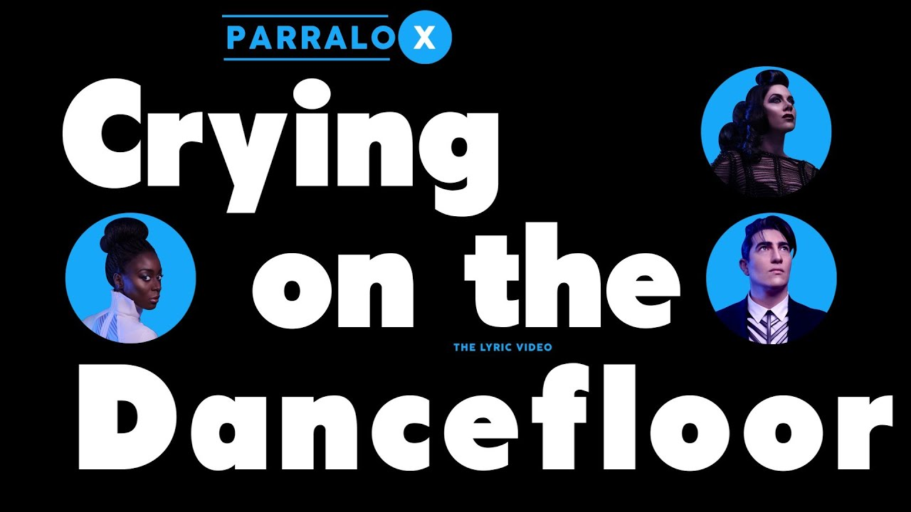 Parralox - Crying on the Dancefloor 