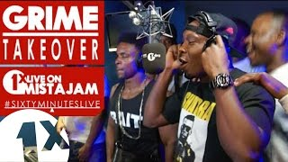 SixtyMinutesLive - Dizzee Rascal, BBK, Lethal Bizzle, Tempa T, Fekky, Footsie & General Levy - YouTube