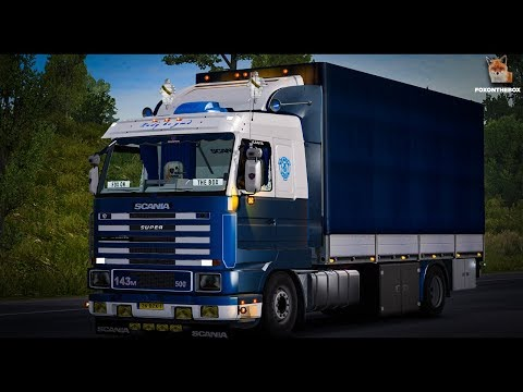 SCANIA 3 v1.30 FIX and MIX