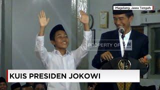 Video Jokowi Terbahak-bahak Dengar Santri Sebut Megawati, Ahok dan Prabowo Sebagai Menteri MP3, 3GP, MP4, WEBM, AVI, FLV Juni 2018