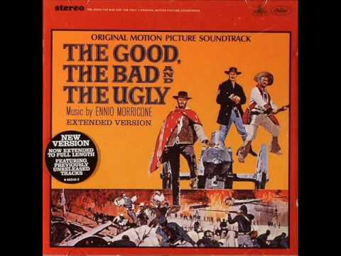 The Good, The Bad & The Ugly SoundTrack - Ecstasy Of Gold