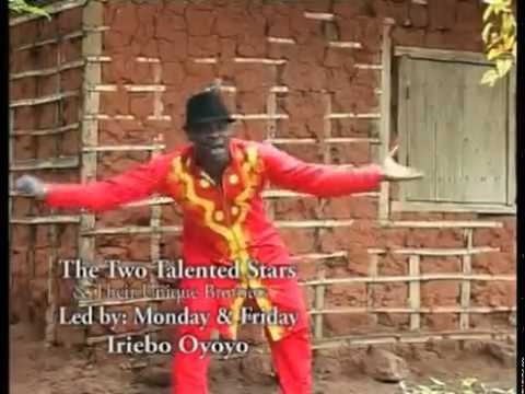 Iriebo Oyoyo By The Two Talented Stars
