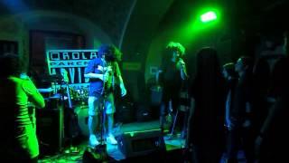 Video QRDLAJS - Qrdlání - Live U Pardála - Rokycany 7/2014