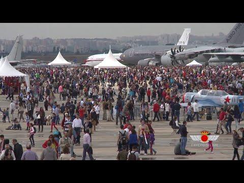 AIRE 75, el reportaje sobre el Festival Aéreo del Anieverario