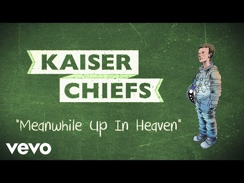 Meanwhile Up in Heaven Lyric Video