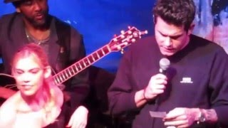 Video Brenna Whitaker & John Mayer *** Live at Vibrato Jazz Grill 03.01.16 MP3, 3GP, MP4, WEBM, AVI, FLV Desember 2018