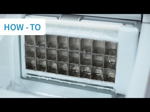 How to Clean Your Clear Ice Maker