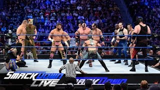 Nonton Wwe World Title No  1 Contender S Six Pack Qualifying Battle Royal  Smackdown Live  July 26  2016 Film Subtitle Indonesia Streaming Movie Download