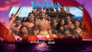 Vaiana (Moana) - Un nuevo hogar (We Know The Way) Subs + Trans [NEW] - Castilian Spanish Video
