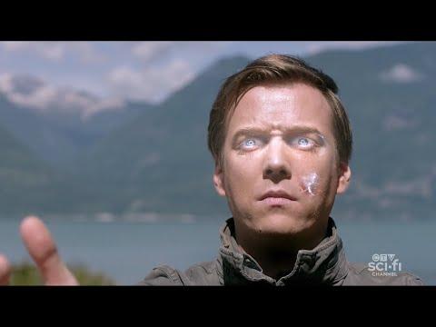 Supernatural 15x19 - Michael kills Lucifer and Chuck kills Michael!