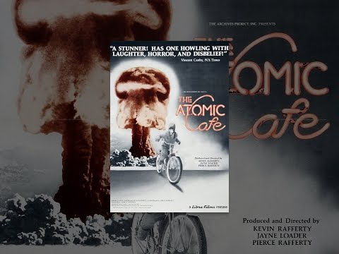 NewVideoDigital - One of the defining documentaries of the 20th century, THE ATOMIC CAFE (1982) offers a darkly humorous glimpse into mid-century America, an era rife with par...