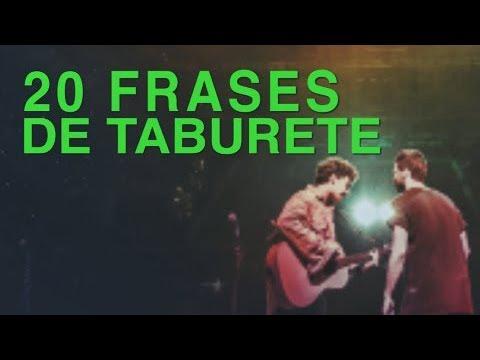 Frases bonitas - 20 Frases de Taburete  Grupo indie referencia en Madrid