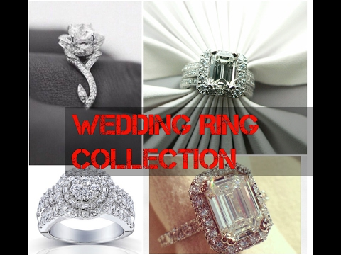 Top 19 Most Beautiful Wedding Ring Collection | 2017 Trend