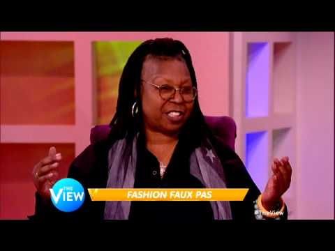 Whoopi on Giuliana Rancic