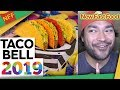 2019 Taco Bell New Menu Items - New Fast Food