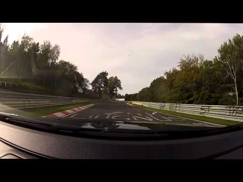 [Onboard] BMW 120d on the Nürburgring (видео)