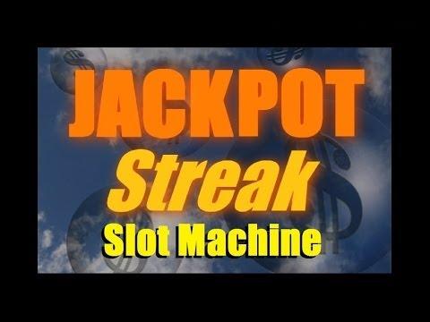 ★ NEW JACKPOT STREAK SLOT!! Jackpot Streak Slot Machine Bonus Demo! ~ Aristocrat (DProxima)