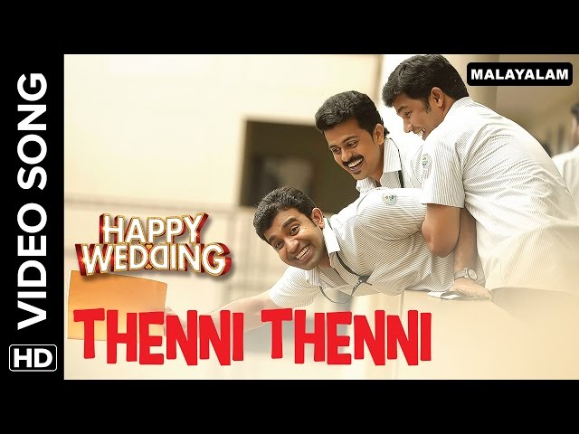 Thenni Thenni Song From Happy Wedding