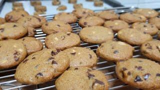 Video Resep kue kering Renyah kriuk! Wheat Triple Chocolate chip Cookies. MP3, 3GP, MP4, WEBM, AVI, FLV Januari 2019