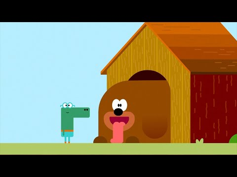 Taking Care of Others with Duggee | Hey Duggee