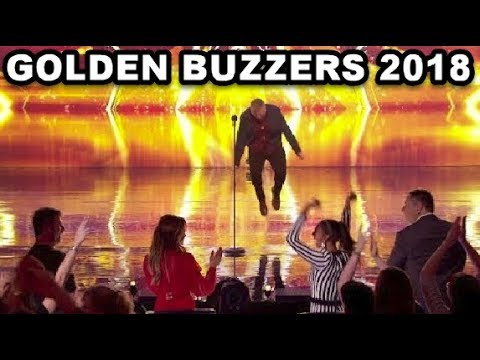 Best ★ GOLDEN BUZZERS ★ 2018   America's Got Talent 2018   Britain's Got Talent 2018