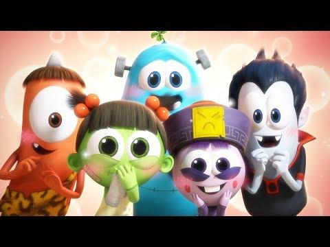 The New Spookiz Family! | Spookiz - Season 4 | Cartoons for Kids