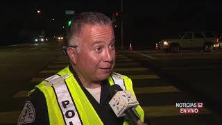 Reten informativo para la captura de un conductor – noticias 62 - Thumbnail