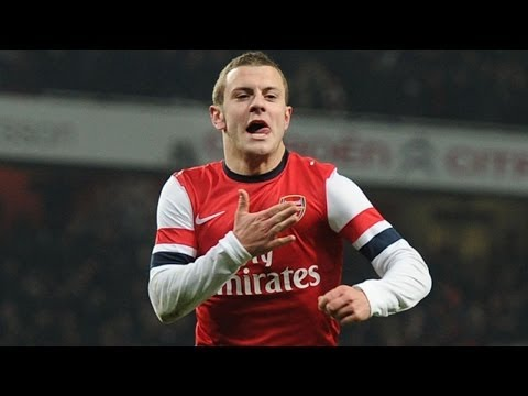 Wilshere - jack wilshere best skills this season so far.