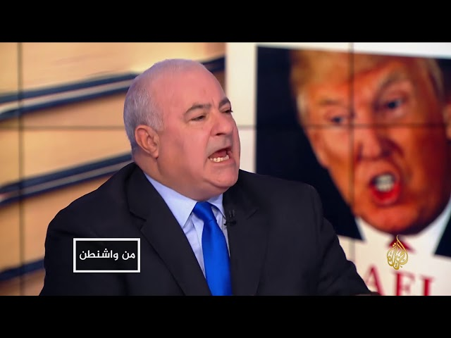 "Khalil E. Jahshan talks to Aljazeera about the repercussions of the ""Fire and Fury"" book (in Arabic)"