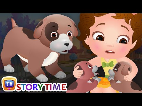 ChuChu And The Puppies - Good Habits Bedtime Stories & Moral Stories for Kids - ChuChu TV